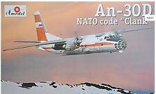 Antonov An-30D 'Sibiryak' aerial cartography aircraft AMODEL 72223