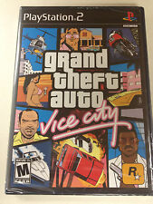 Grand Theft Auto: Vice City (Sony PlayStation 2, 2002)