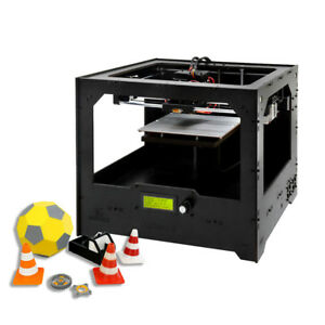 Geeetech Dual Extruder Diy 3d Printer Duplicator 5 Wood Desktop 3d