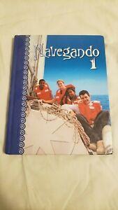 Navegando 1 : Textbook by James F. Funston and Alejandro...