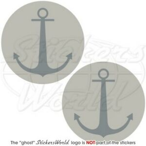 ITALY-Aviazione-Navale-NAVY-Anchor-LowVis-Roundels-75mm-3-034-Stickers-Decals-x2