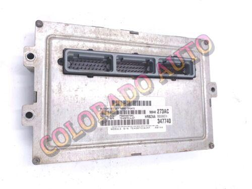01 Dodge Ram Truck 5.9L V8 AT ECU ECM PCM Engine Computer 56040273AB 273