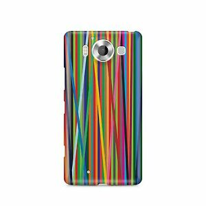 Phone-Case-for-iPhone-or-Samsung-Galaxy-Coloured-Stripes-Modern-Cover