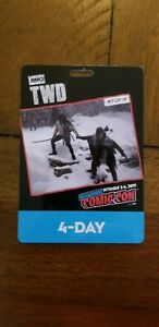 USED-NYCC-2019-4-Day-Pass-Badge-17-of-19-Walking-Dead