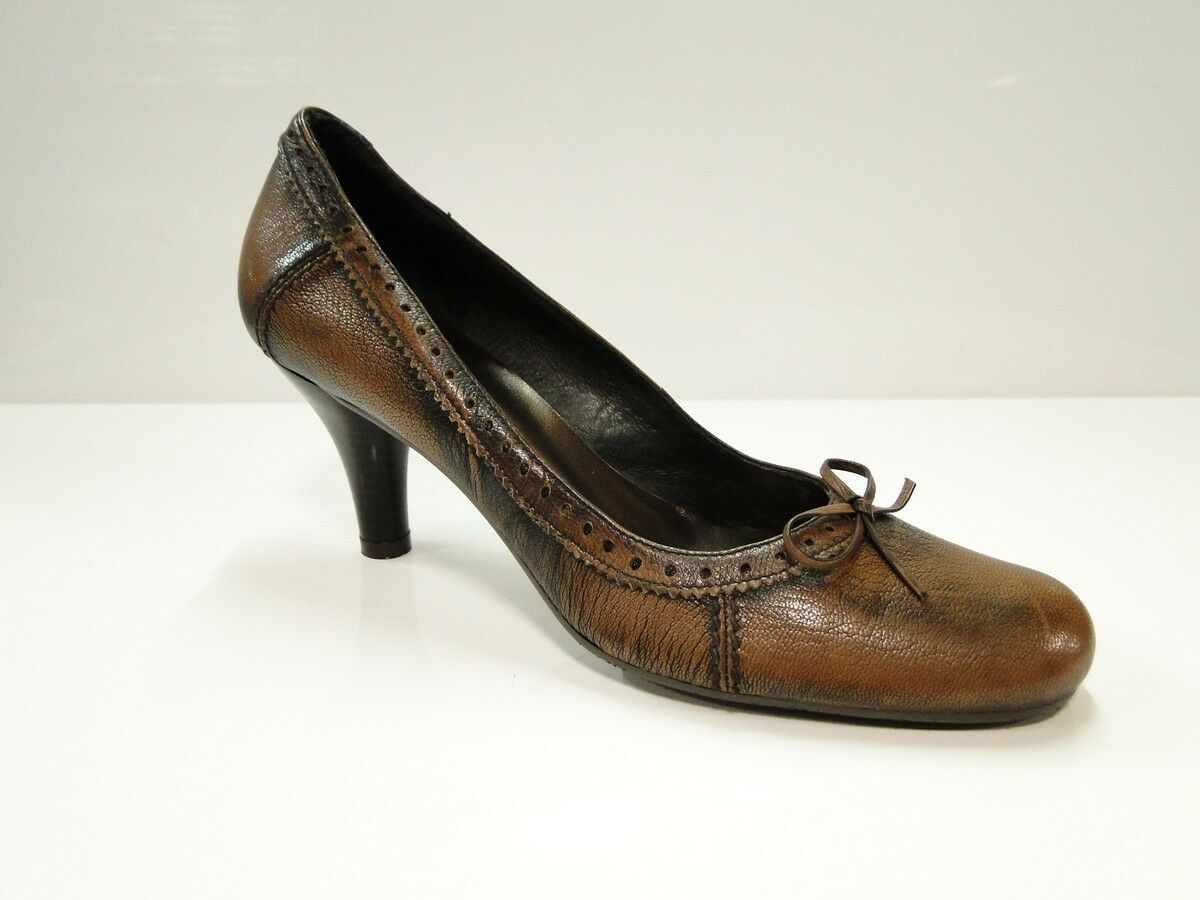 LODI Fango Camel (3490) Womens Brown Court Shoes - UK 5.5 EU 38.5