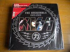 KISS – THE ORIGINALS 1974-1979 BOX SETS  Japan