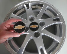 SINGLE Brand New Centrecap centre cap: Chevrolet Spark 'City' alloy wheel