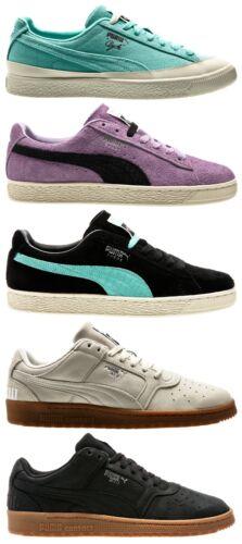 Shoes Sky Men Puma Herren Clyde Schuhe Sneaker Ii Diamond X Suede Swq47Cx