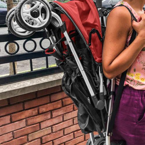 Bébé Poussette Légère Bébé Poussette Bébé buggy Voyage Poussette UK Stock