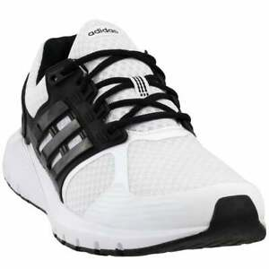 adidas-Duramo-8-Casual-Running-Shoes-White-Mens-Size-8-D