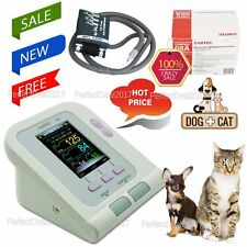 2017 Digital Veterinary Blood Pressure Monitor NIBP cuff,Dog/Cat/Pets,US seller