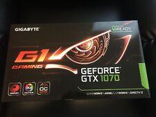 gigabyte gtx 1070 g1 nvidia graphics card