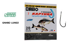 AMO O'SHAUGHNESSY GAMBO LUNGO N 2/0 KAPTURA 7953900/2  SURFCASTING