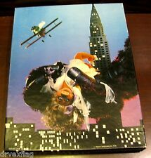 Vintage 1978 King Kong Goes Ape Over Miss Piggy Puzzle by Springbok PZL4117 >500