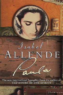 """""""AS NEW"""" Paula, Allende, Isabel, Book"""