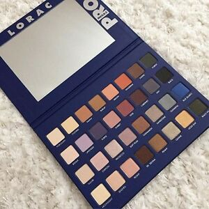 new lorac mega pro palette 2 eyeshadow makeup 32 color palette