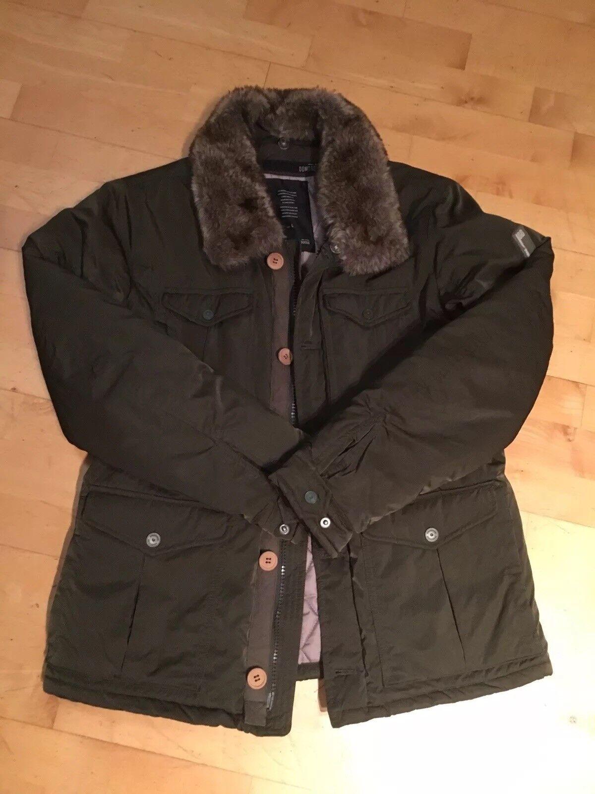 d5b002a4bc6804 Bomboogie Daunenjacke L, Ecodown Größe noibtq2069-neue Kleidung