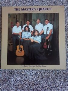 The-Masters-Quartet-I-039-ve-Been-Covered-By-The-Blood-Rare-Private-Press-Lp
