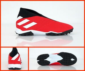 e981037a3 Adidas Five-A-Side Football Shoes Turf Nemeziz 19.3 Ll Tf G54686 Red ...