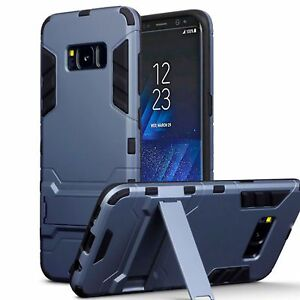 Samsung-Galaxy-S8-High-Impact-Resistant-Rugged-Case-Blue-Series-One