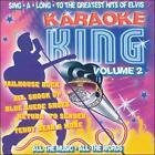 Karaoke King, Vol. 2 by Karaoke (CD, Aug-2002, Avid)