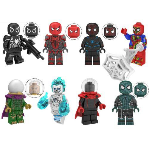 USA SELLER Far From Home Custom Sets NEW Marvel Super Heroes Spider-Man