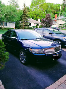 2006 Lincoln Zephyr (MKZ) Great condition, with winter tires