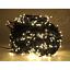 miniatura 1 - Catena serie di luci a led Bianco Caldo per albero di Natale giochi per esterno