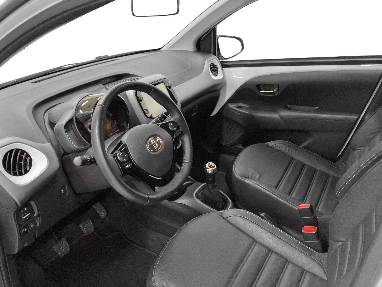 Toyota Aygo 1,0 VVT-i x-pose