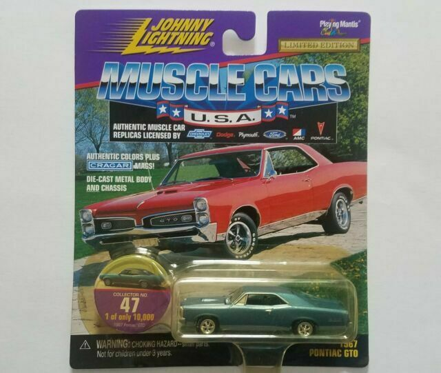 Johnny Lightening Muscle Cars U.s.a 1973 Dodge Charger