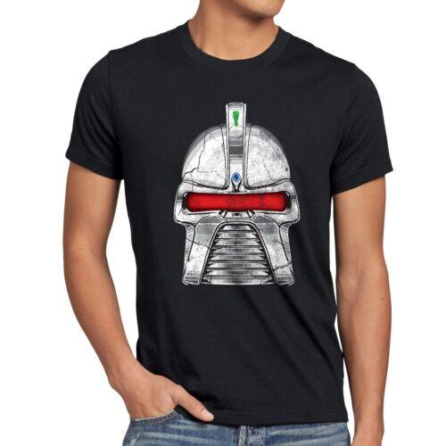 Cylon T-shirt Sheldon Big Galactica Bang Theory star wars Cooper Trooper