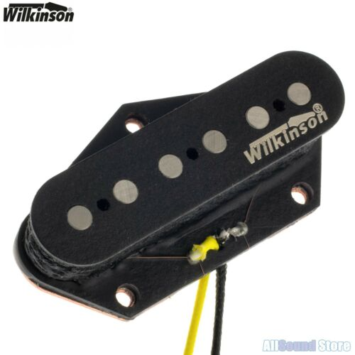 "Wilkinson WVOB Alnico V Bridge Pickup for Telecaster® Tele /""Broadcaster/"" Type"