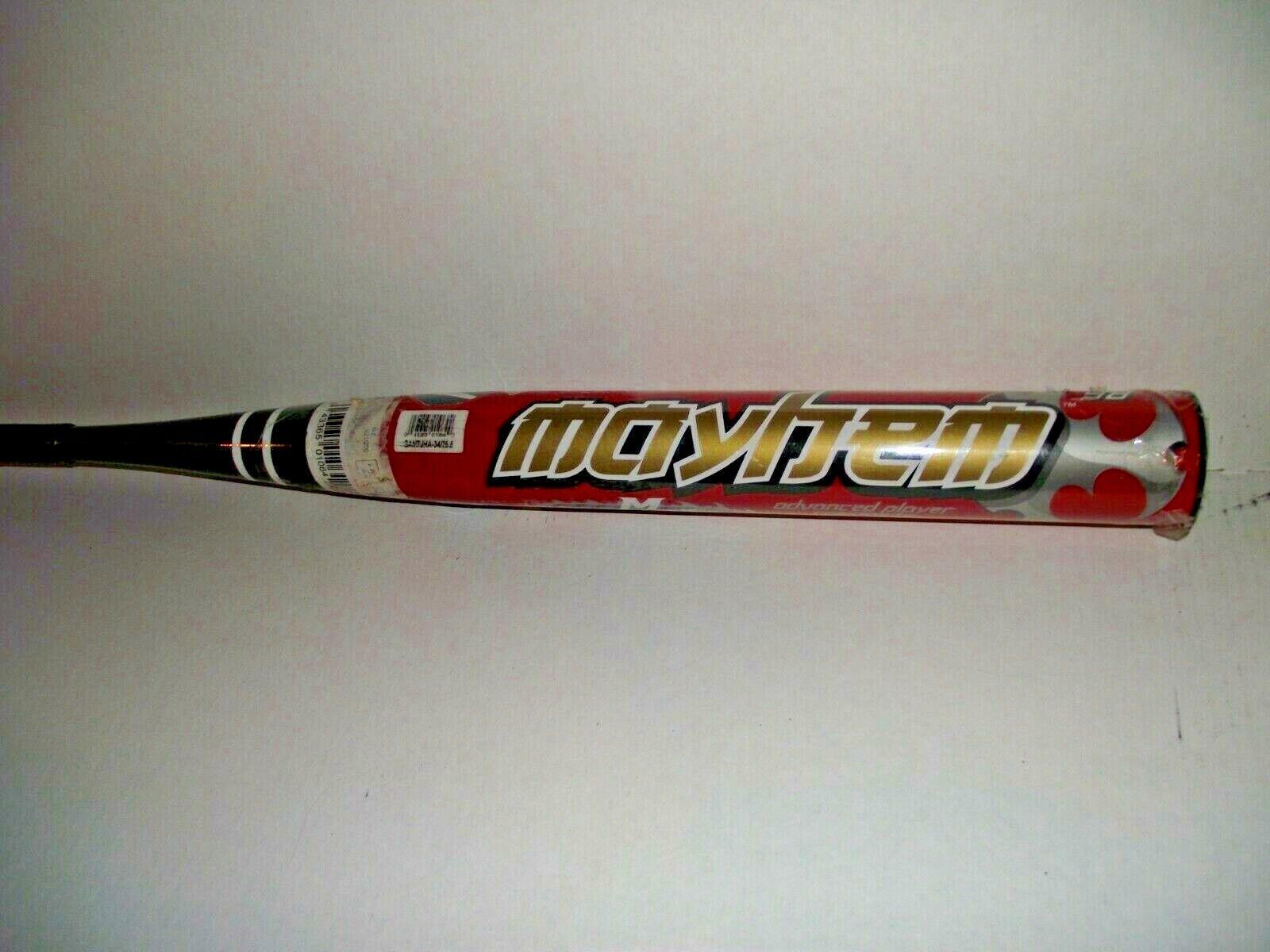 Rare NIW Worth Mayhem M7 SAM7JHA 34 26.5