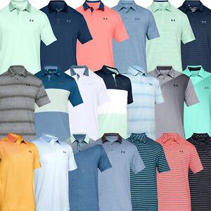Under-Armour-Mens-2019-Playoff-2-0-Golf-Lightweight-Sports-Stretch-Polo-Shirt