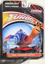 GREENLIGHT HOLLYWOOD SERIES 6 TURBO ADRENALODE INDYCAR IZOD MOVIE CAR