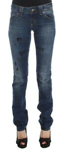 Jeans Blue Fit Wash Galliano W25 Slim Bomuld 480 Nye John Bukser Bootcut Blend IHOxn6