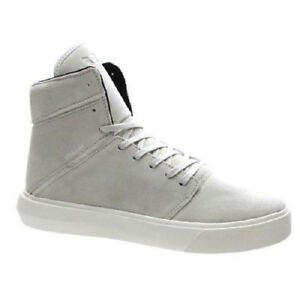82627f015e1f0e Supra Camino Homme Montante Cuir Suédé Chaussures de Skate Baskets ...