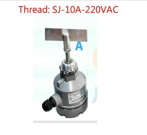 The rotary resistance material level switch object detecto