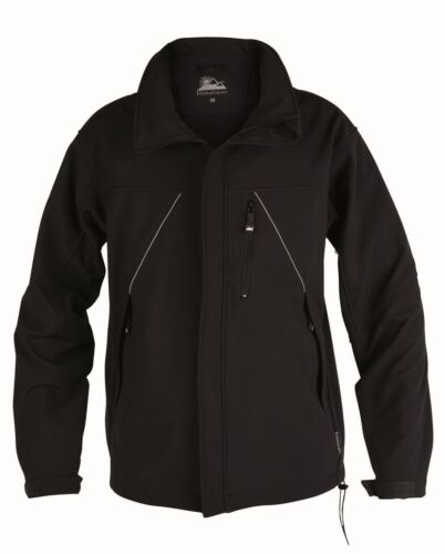 HIMALAYAN H820 Endurance black wind /& water resistant soft-shell size small-4XL