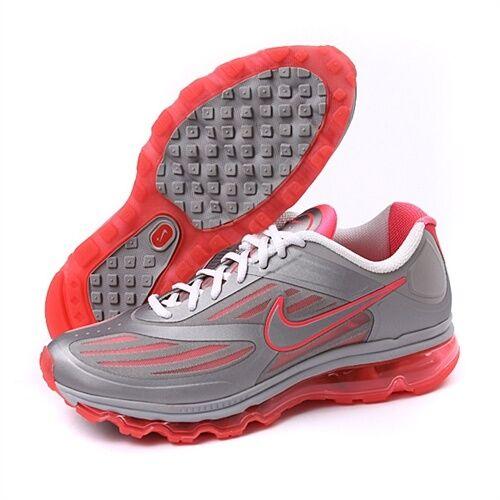 nib~Nike 360 AIR MAX ULTRA Running 365 Trainer tennis gym 360 nib~Nike Workout Shoe~Men sz 10 648245