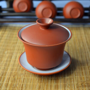 Red-Yixing-Zisha-Clay-Handmade-Kungfu-Gaiwan-100ml-Chinese-Purple-Clay-Teapot