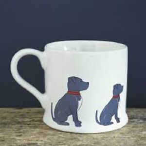 Sweet-William-Staffie-Dog-Mug-Great-Gift-for-Bull-Terrier-Lovers-FREE-P-amp-P