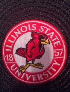 Vintage Illinois State Patch New Old Stock