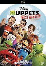 Muppets: Most Wanted (2014, DVD New)