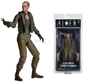 Figure d'action extraterrestre Prisonnière Ellen Ripley Sigourney Weaver Alien 3 Neca