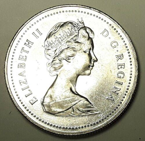 1978 One Dollar Coin ELIZABETH II CANADA K Nickel