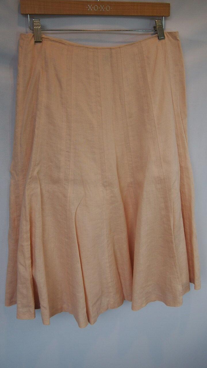 Lauren Ralph Lauren Skirt Size 8 pink Light Pink Womens Fashion Dressy Pleated
