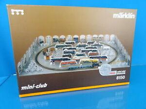 Marklin-8150-Starter-Set-034-Mini-Club-MUSEUM-034-Z-Mini-club