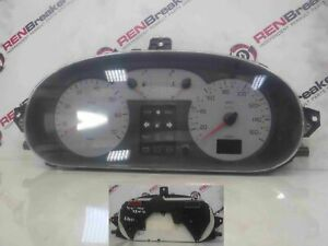 Renault-Megane-1999-2002-Instrument-Panel-Dials-Clocks-101K-8200038777
