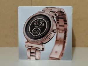 Michael Kors Access Sofie Smartwatch 42mm Stainless Steel Rose